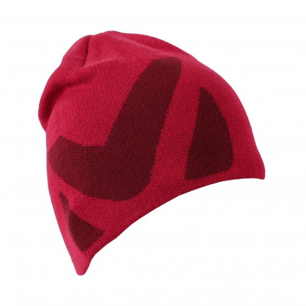 LOGO BEANIE TANGO/TIBETAN RED