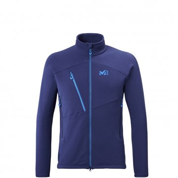 ELEVATION POWER JKT M BLUE DEPTHS