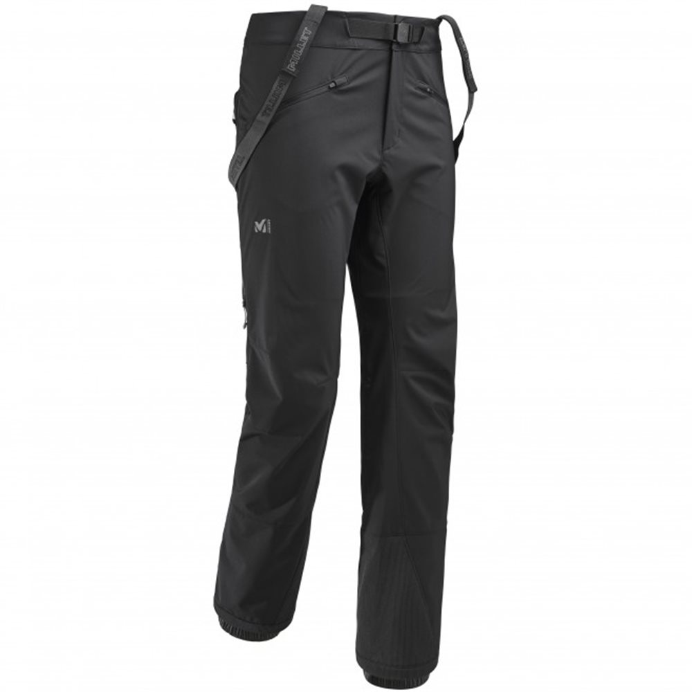 NEEDLES SHIELD PANT M BLACK NOIR