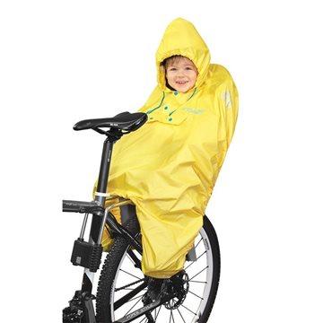 Pelerina ploaie Force copii pentru scaun bicicleta