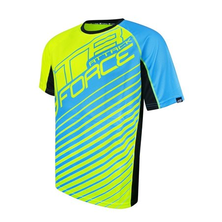 Tricou Force MTB Attack