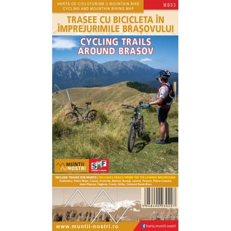 Trasee cicloturistice in imprejurimile BRASOVULUI