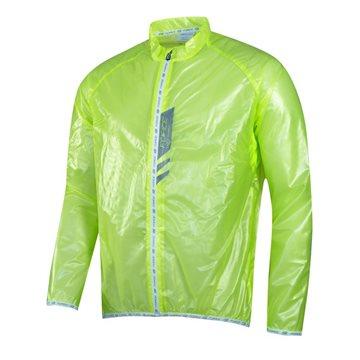 Jacheta Force Lightweight verde fluo L