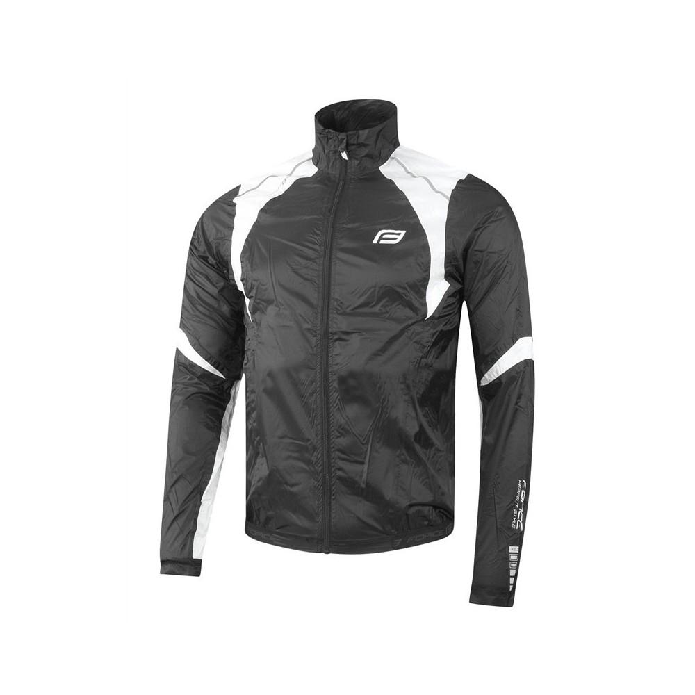 Jacheta Force X53 negru/alb L