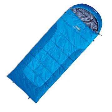Sac de dormit Pinguin Blizzard Junior (Extrem-17 C)-Blue